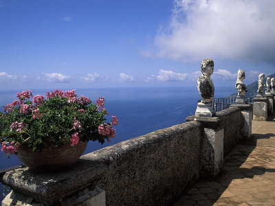 Last Minute Holiday in Italy, Stay i Ravello