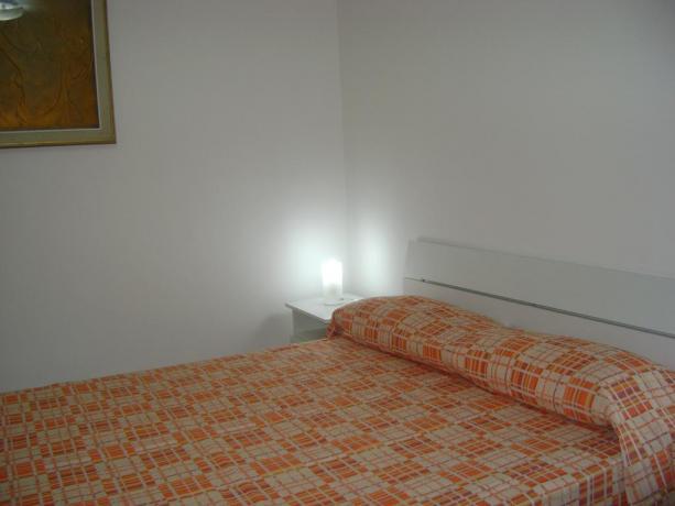 camera matrimoniale in residence a gallipoli