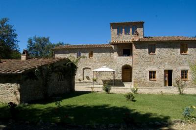 Casale rustico in Toscana