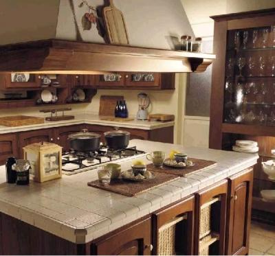 Migliori offerte di cucine preventivi personalizzati - Cucine in muratura con penisola ...