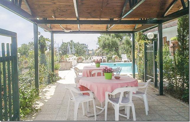 Residence il podere con piscina a Perugia-Magione