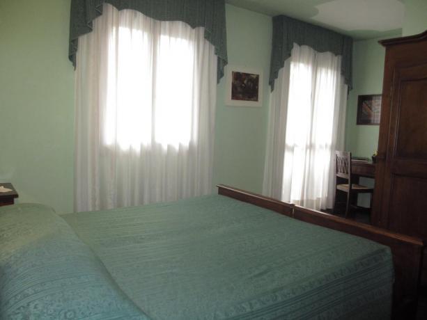 Camera matrimoniale hotel a Rivignano