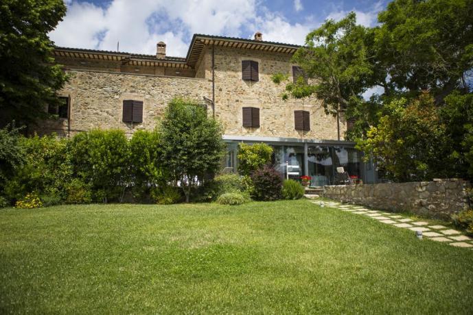 Tenuta Deluxe a Orvieto, Terni, Umbria Resort