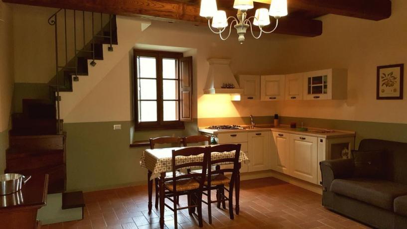 Appartamento con cucina Agriturismo di Ferentillo
