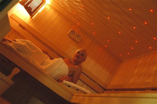 Centro Benessere con Sauna Hotel a Cervia