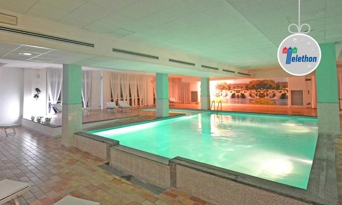 Piscina Coperta in Toscana, in hotel 4 stelle