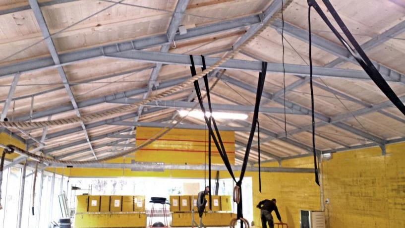 strutture in acciaio in toscana