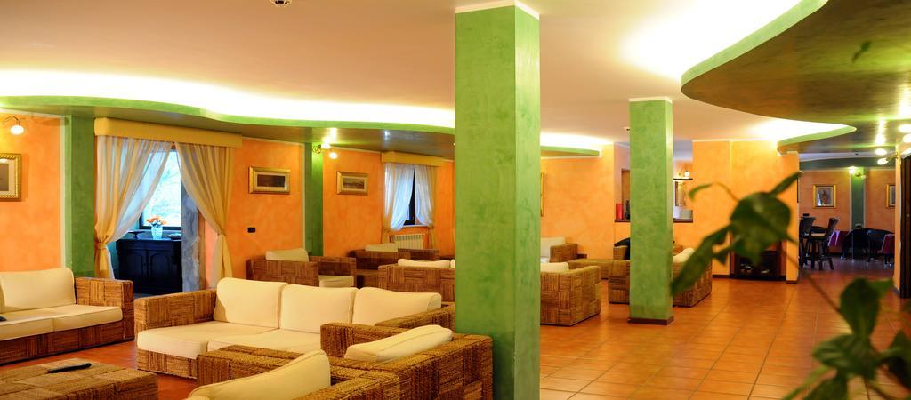 Hotel vicino Roccaraso sala comune per ospiti