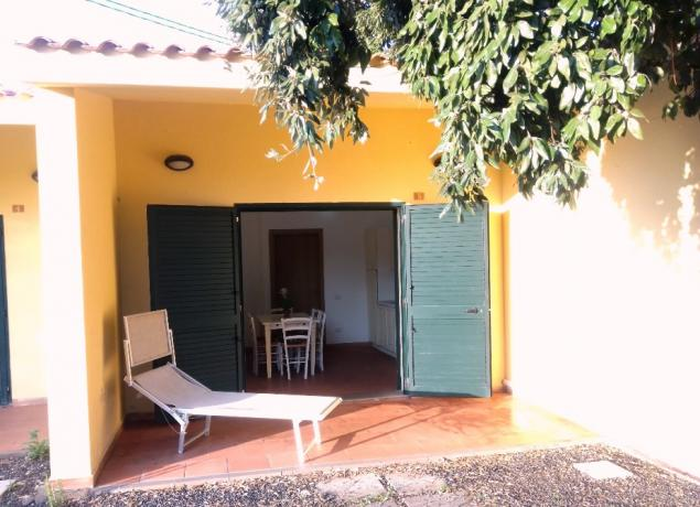 Villaggio a Oristano con appartamenti bungalow