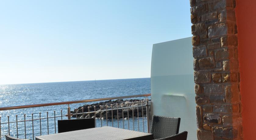 Appartamenti sul mare Acciaroli, Salerno