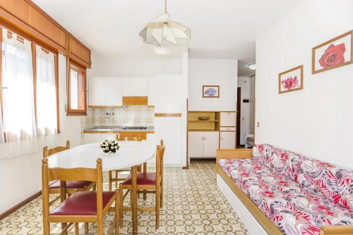 Appartamenti con Ogni comfort vicino Lungomare LignanoSabbiadoro