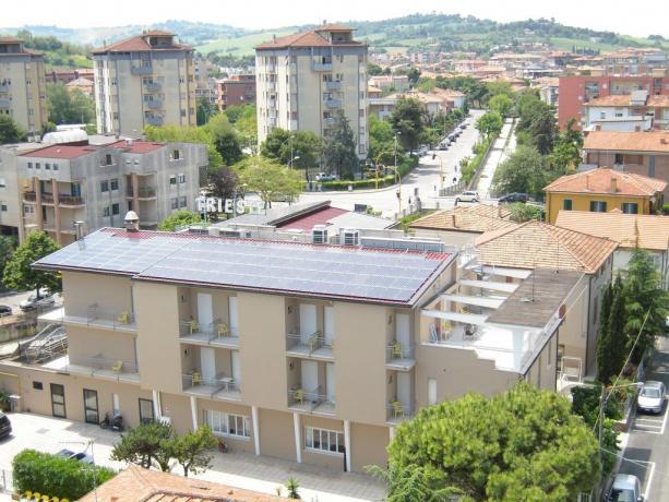 Vicino al centro e al Mare Senigallia-Hotel Prestigio