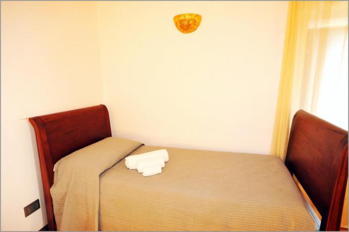 Hotel Alcamo, Sicilia, tripla 205 letto singolo