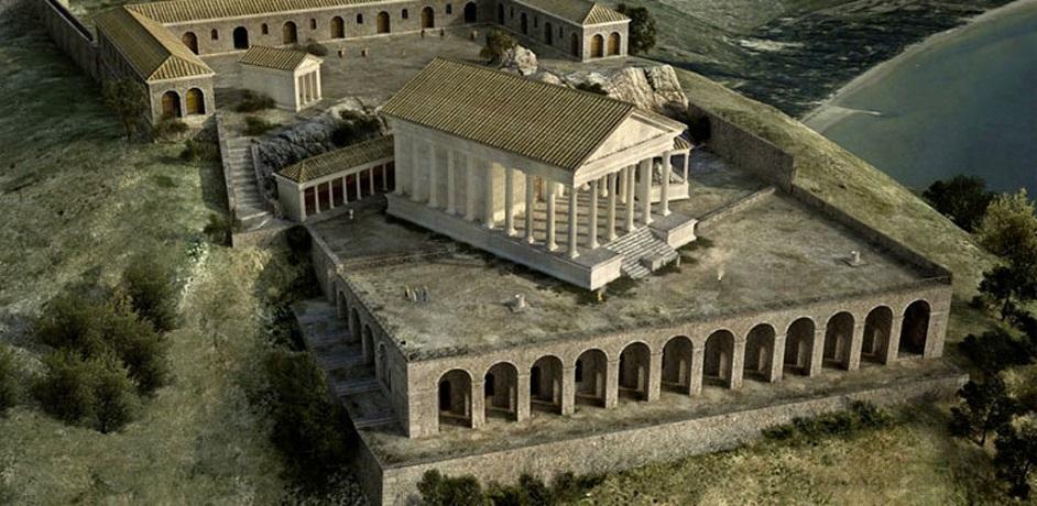 Hotel a Terracina vicino al tempio di Giove