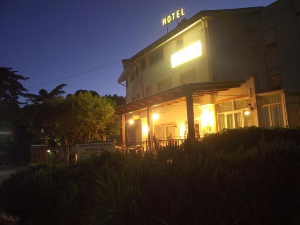 Hotel vicino Colonia del Seminario con ampio esterno