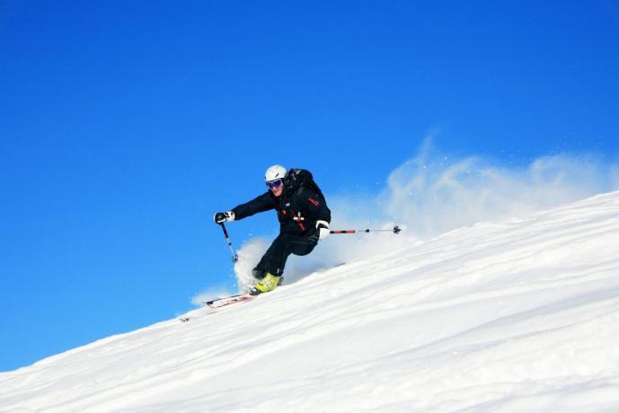 Appartamento per sciatori con accesso alle piste, Bolzano