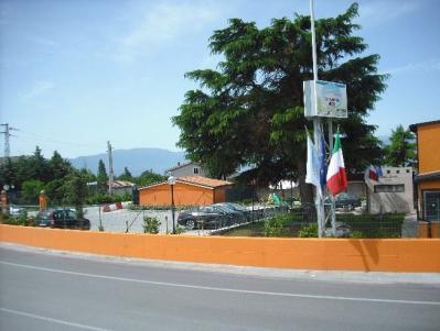 Vista Hotel con panorama di Campitello Matese