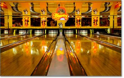 Liberty City Fun Amusement-park with Bowling area