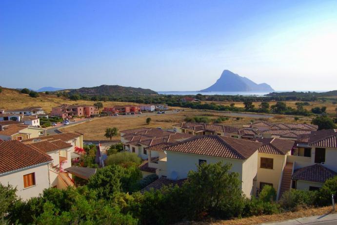 Appartamenti con panorama sul mare in Sardegna