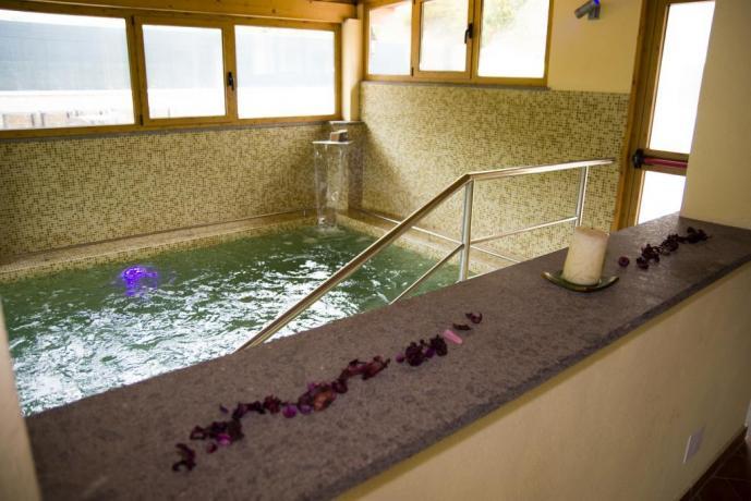 Agriturismo nel Lazio-spa romantica
