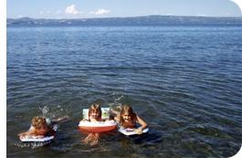 Divertimenti per bambini sul Lago
