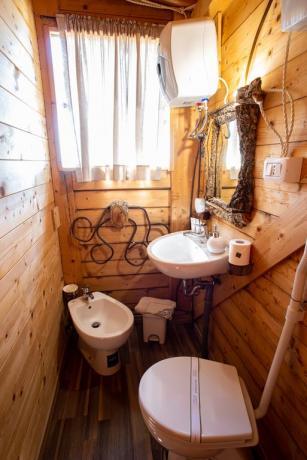 Suite Esclusiva assoluta Privacy vista mare Argentario