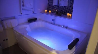 Suite con vasca idromassaggio 2 posti