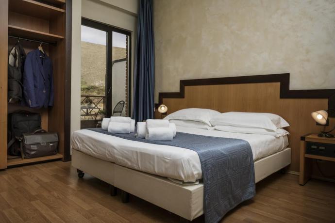 Camera Comfort in albergo elité ad Avezzano