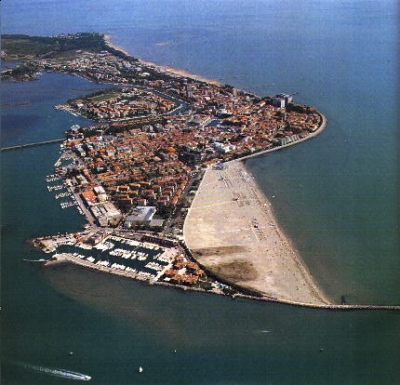 grado isola d'oro, the golden island