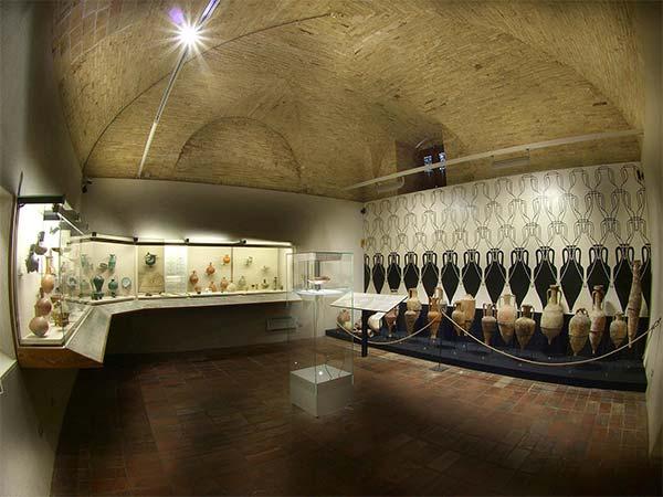 Museo olio e vino Hotel 5 stelle