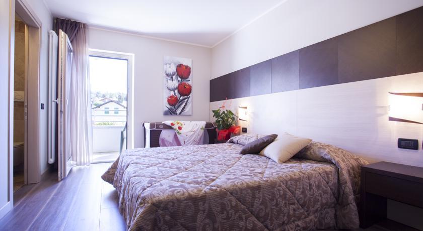 Camera superior mini suite Hotel Trentino  wi-figratuito