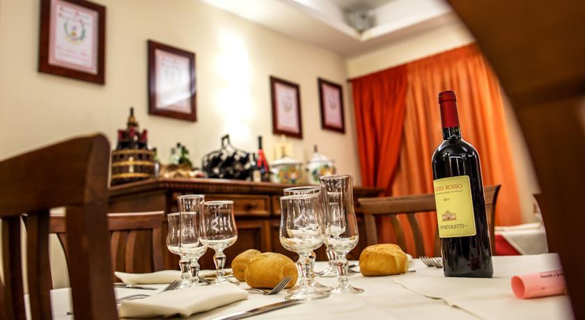 Ristorante tipico e vini tipici