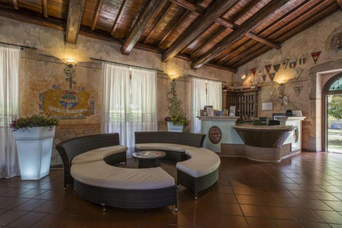 Hall del Casolare ad Ardea