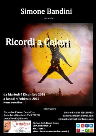 Ricordi a Colori - Mostra di Simone Bandini