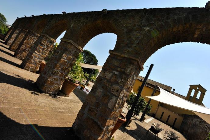 Agriturismo ideale per Gruppi a Viterbo vicino Roma