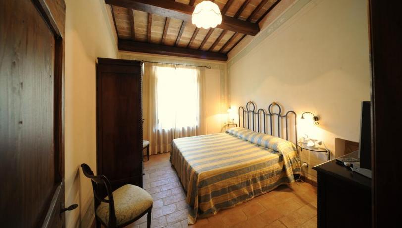 Camera Matrimoniale Agriturismo antica residenza