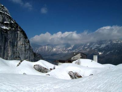 Stay Near The Skislopes of Sella Nevea