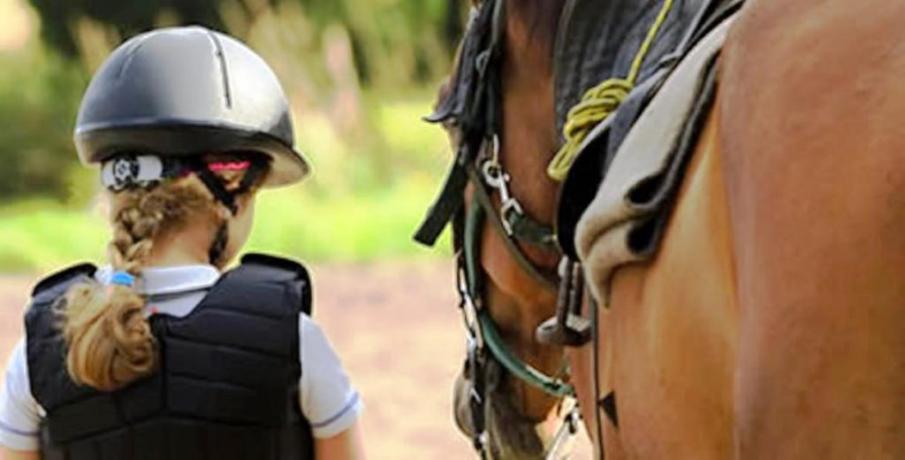 Scuola equitazione del Villaggio Campeggio Oristano-Sardegna