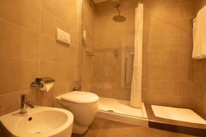 Bagno Privato in Suite a Milano - Nerviano