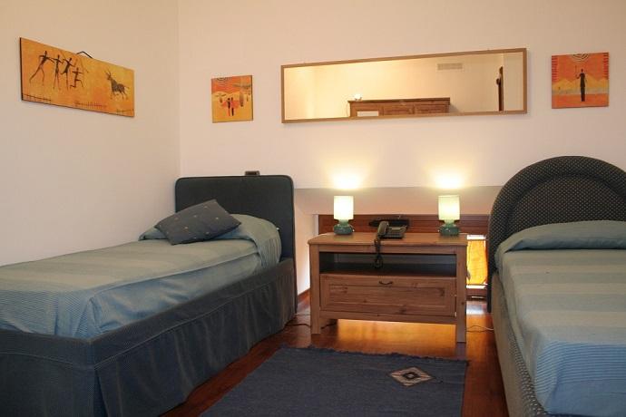 Camera doppia in centro a Napoli