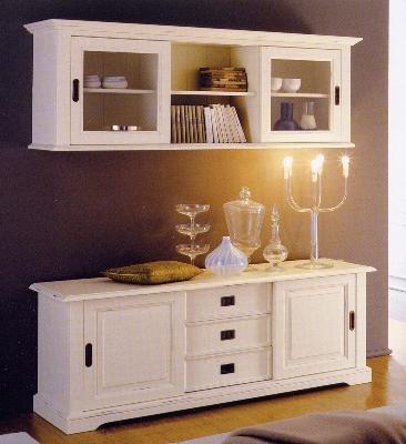 Credenze e altri mobili per il soggiorno Soggiorni Legno Massello ...