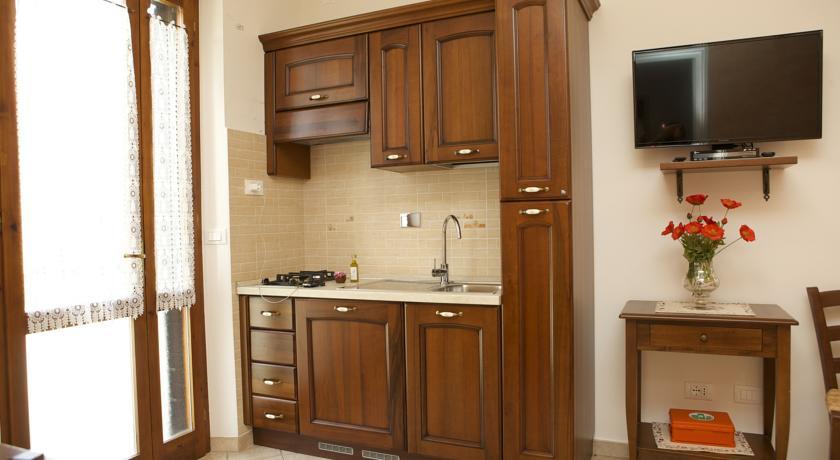 Cucina attrezzata Appartamento I Papaveri Assisi
