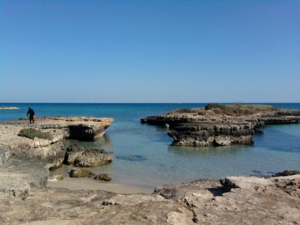 Vicino Centro e Spiaggia a Carovigno - Hotel Torre Santa Sabina