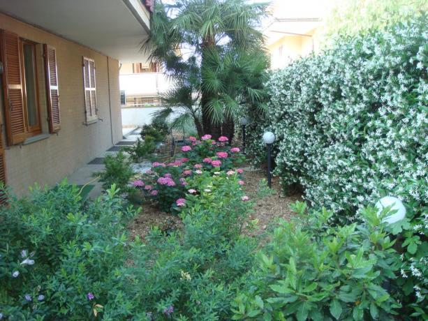 Appartamenti con giardino B&B Porto Sant'Elpidio