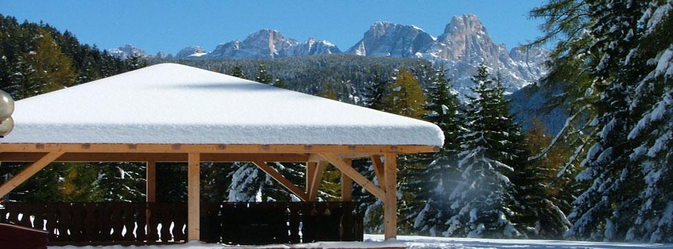 Vacanze in coppia o in famiglia sulle Dolomiti