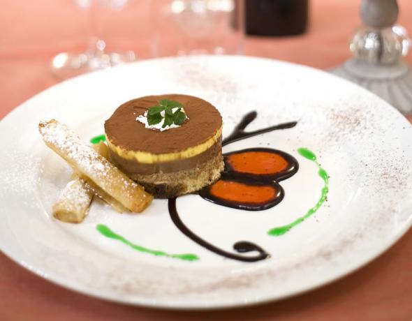 Cena romantica in Hotel a Spoleto