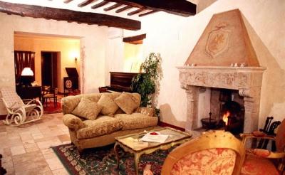 Camere con Camino in Umbria, San Valentino