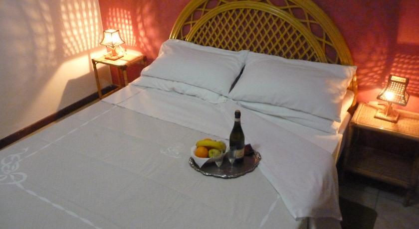 Camera matrimoniale in Hotel a Marina di Minturno