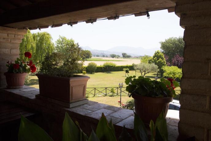 Appartamenti Vacanza con terrazza e vista panoramica