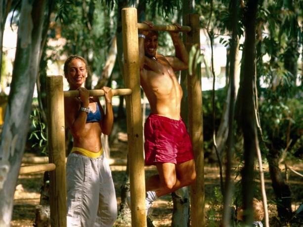 L'eucalipto: Villaggio Fitness in Calabria